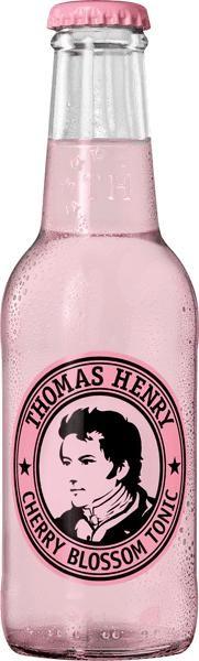 Thomas Henry CHERRY BLOSSOM Tonic Water 20 cl Deutschland