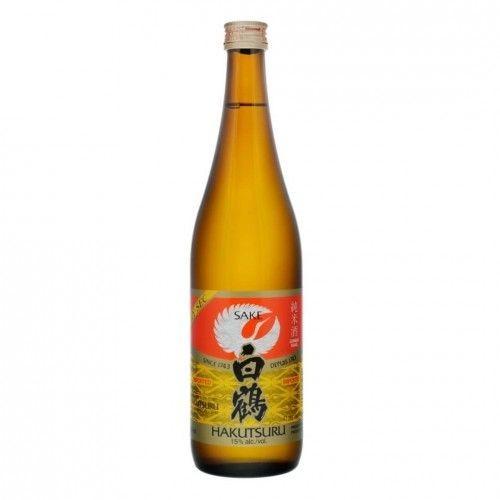 Sake Hakutsuru Dry Sec 72 cl / 15 % Japan