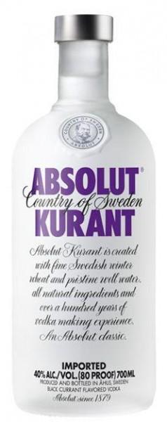 Absolut Vodka KURANT 70 cl / 40 % Schweden
