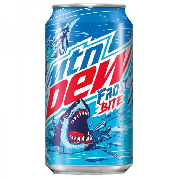 Mountain Dew FROST BITTE 355 ml USA