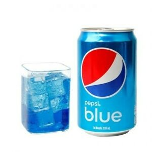 Pepsi BLUE 330 ml UK