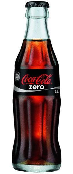Coca Cola ZERO Old Fashion Bottle Mehrweg Kiste 24 x 330 ml Schweiz