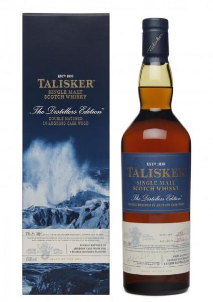 Talisker Distillers Edition Single Malt Scotch Whisky 70 cl / 45.8 % Schottland