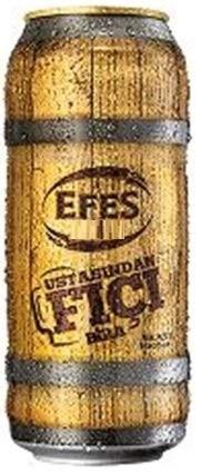 EFES DRAFT Bier Dose 500 ml / 5 % Türkei