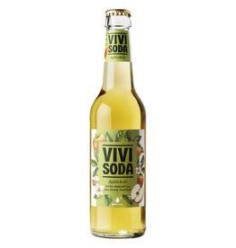 VIVI-SODA Bio Apfelschorle 330 ml Schweiz
