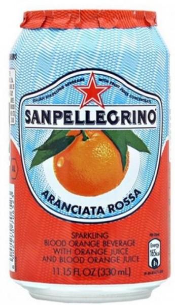 Sanpellegrino ARANCIATA ROSSA 330 ml Italien