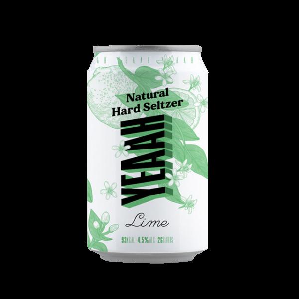YEAAH Hard Seltzer Lime 330 ml / 4.5 % Schweiz