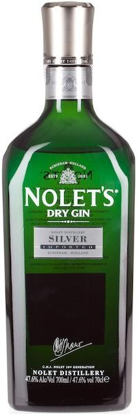 NOLET'S Dry Silver Gin 70 cl / 47.6 % Holland