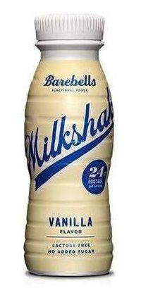 Barebells Protein MILCHSHAKE VANILLA 330 ml Schweden