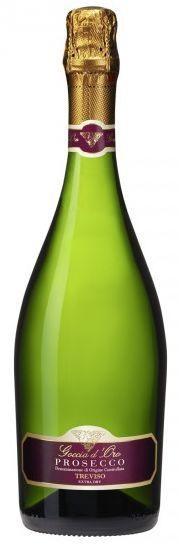 Goccia d'Oro Prosecco Spumante D.O.C Trevisio Extra Dry 75 cl / 11 % Italien