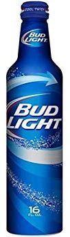 Bud Light Aluflasche 473 ml / 4.2 % USA