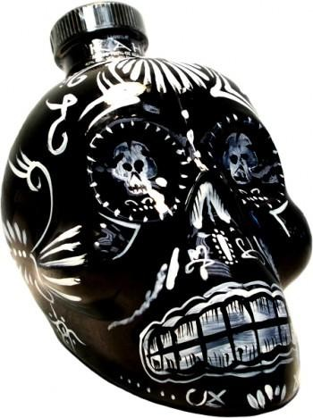 KAH Tequila ANEJO Skullflasche 75 cl / 40 % Mexico