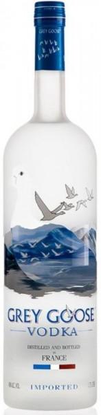 Grey Goose Premium Vodka Magnum 1.75 Liter / 40 % Frankreich