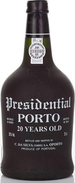 PRESIDENTIAL 20 Anos Portwein 75 cl / 20 % Portugal