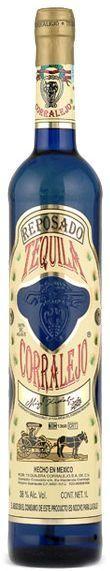 CORRALEJO Tequila Reposado 70 cl / 38 % Mexiko