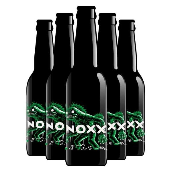 noxx IPA Bier by Brauerei Eisbock Kiste 24 x 330 ml / 6.2 % Schweiz
