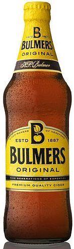 Bulmers Cider 500 ml / 4.5 % Irland
