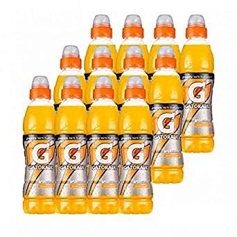 GATORADE Orange Kiste 12 x 500 ml PET Deutschland