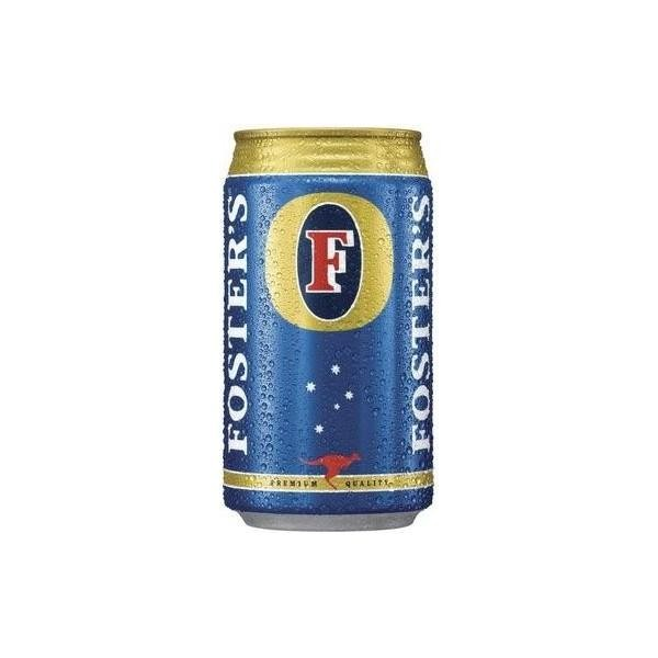 FOSTER'S Oil Can 750 ml / 5 % Australien