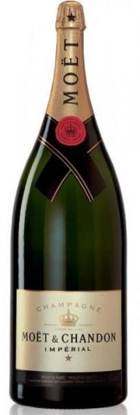 Moet & Chandon Brut Imperial Champagne Nebukatnezar 15 Liter / 12 % Frankreich