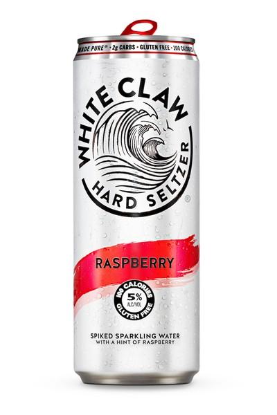 White Claw HARD SELTZER Raspberry Dose 355 ml / 5 % USA