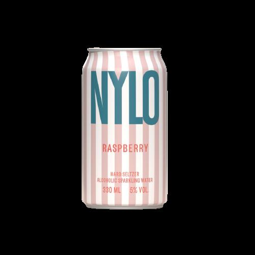 NYLO Hard Seltzer RASPBERRY 330 ml / 5 % Schweiz