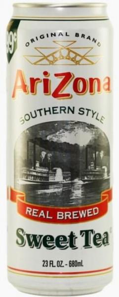 Arizona Southern Style Sweet Tea 680 ml USA