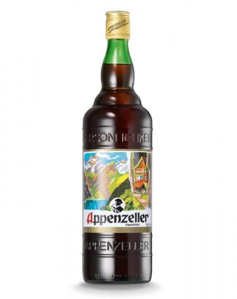 Appenzeller Alpenbitter 100 cl / 29 % Schweiz