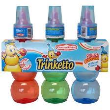 TRINKETTO TRIDAX Trio Pack 3 x 70 ml Deutschland