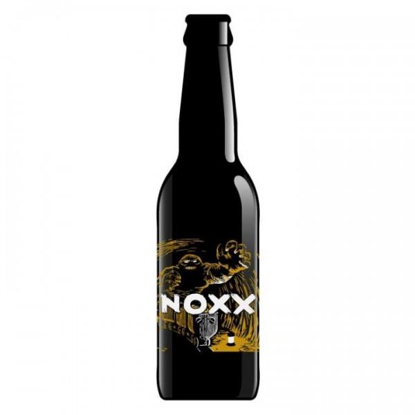 noxx GOLDEN ALE Bier by Brauerei Eisbock 330 ml / 5.3 % Schweiz