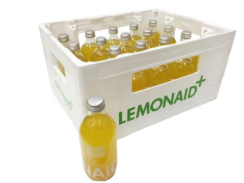 LemonAid Maracuja Kiste 20 x 330 ml Glas Deutschland