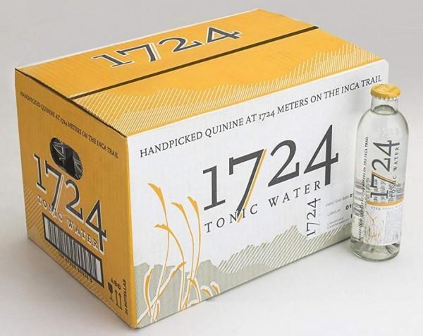 Tonic Water 1724 Kiste 24 x 200 ml Chile