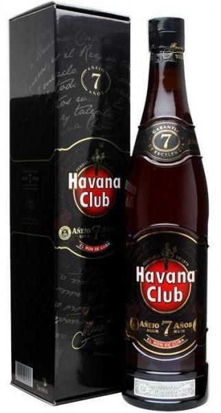 Havana Club Anejo 7 Anos 3 Liter Doppelmagnum / 40 %