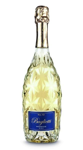 Vino Spumante BAGLIETTI Extra Dry 75 cl / 11 % Italien