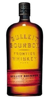BULLEIT BOURBON Frontier Whiskey 70 cl / 40 % USA