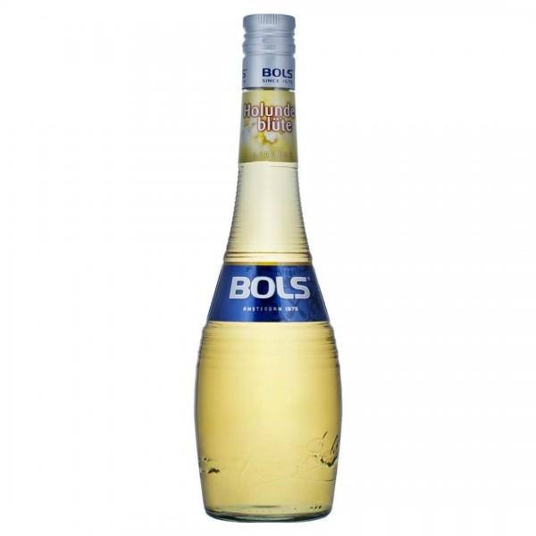 BOLS Elderflower / Holunderblüten 70 cl / 17 % Holland