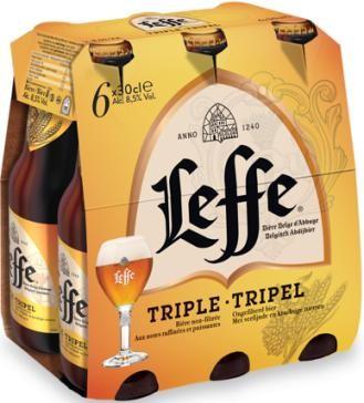 Leffe Triple 24 x 330 cl / 8.5 % Belgien