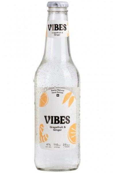 VIBES Hard Seltzer Grapefruit & Ginger 330 ml / 4 % Schweiz