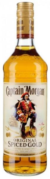 Captain Morgan Original Spiced Gold 70 cl / 35 % Karibik
