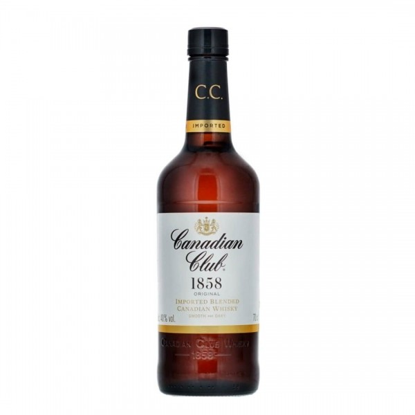 Canadian Club Whisky 70 cl / 40 % Kanada