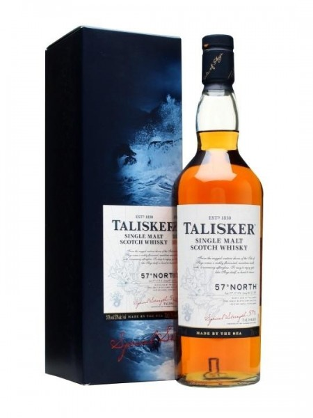Talisker57 NORTH Single Malt Scotch Whisky 70 cl / 57 % Schottland