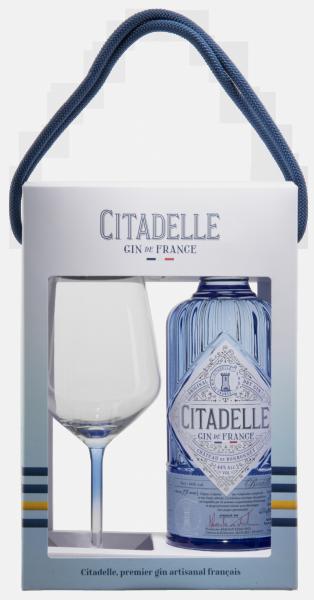 Citadelle Reserve Gin SET mit Glas 70 cl / 44 % Frankreich