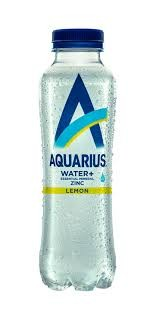 AQUARIUS Lemon - Zitrone mit Zink PET 400 ml Schweiz