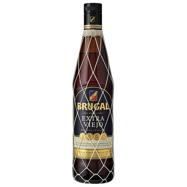 Brugal Rum Extra Viejo 70 cl / 38% Dominikanische Republik