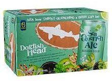DOGFISH SeaQuench Session Sour Ale Dosen Kiste 24 x 355 ml / 4.9 % USA