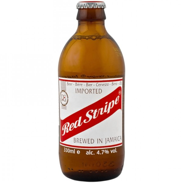 Red Stripe 330 ml / 4.7 % Jamaica