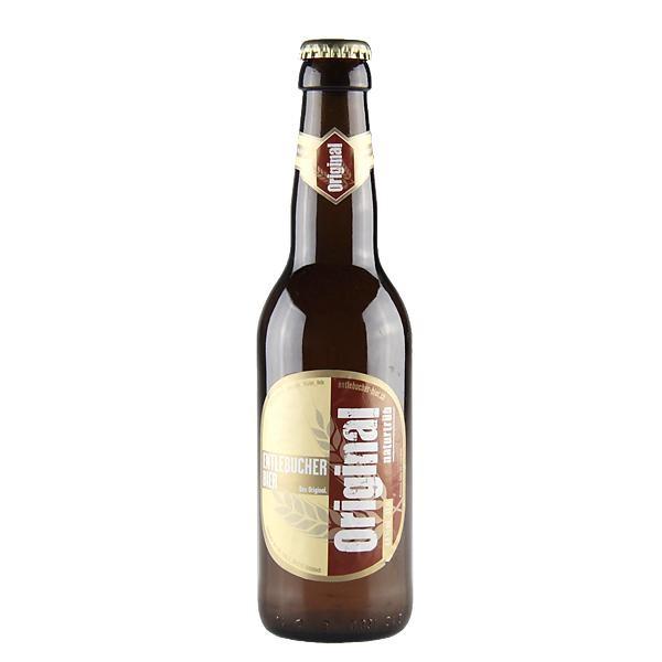 ENTLEBUCHER Bier ORIGINAL NATURTRÜEB 330 ml / 4.8 % Schweiz