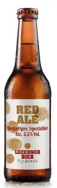 HANDWERK RED ALE Luzerner Brauerei 24 x 330 ml / 4.5 % Schweiz