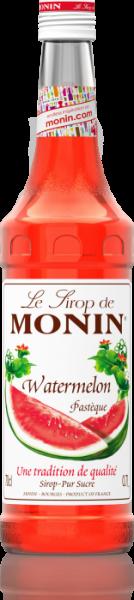 MONIN Premium WATERMELON Sirup 70 cl Frankreich