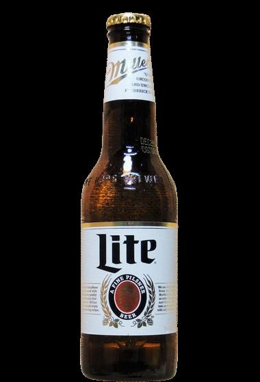 Miller Lite Glasflasche 355 ml / 4.2 % USA